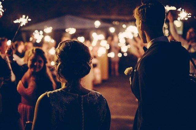 manželství oslava