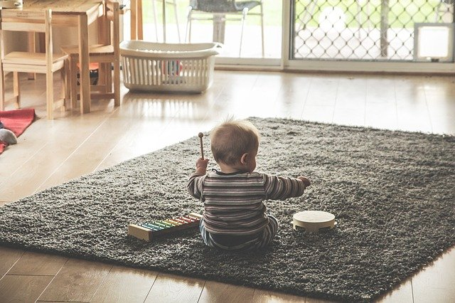 malý hudebník