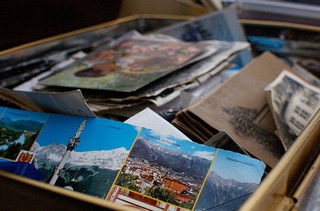 vzpomínky knihy fotky