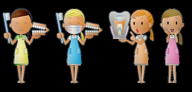 zubní sestřička