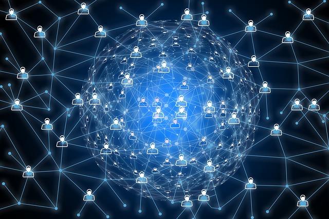 síť lidských zdrojů