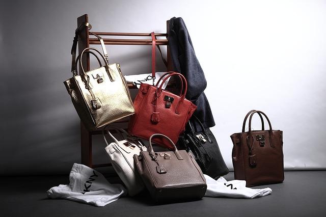 rozházené kabelky